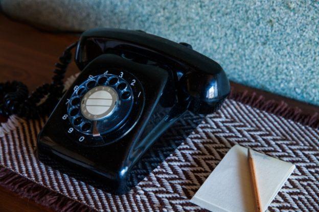 電話番号の変更